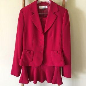 Arthur S. Levine Skirt Suit